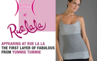 Yummie Tummie on Rue La La Today!