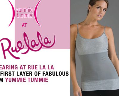 Yummie Tummie on Rue La La Today!