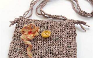 eco friendly crochet bag