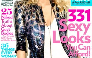 Love Who You Are | Lizzie Miller in Glamour Magazine