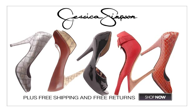 0afb68e589 Jessica Simpson Shoes Collection at Shoebuy.com - The Fashionable ...