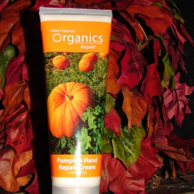 Fall Into Autumn With Pumpkin Hand Cream