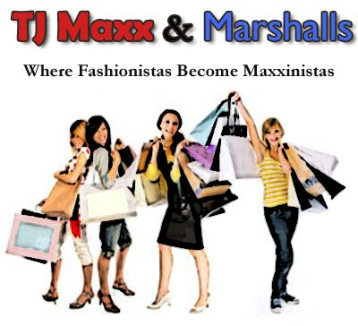 Smart People Shop at TJ Maxx and Marshalls