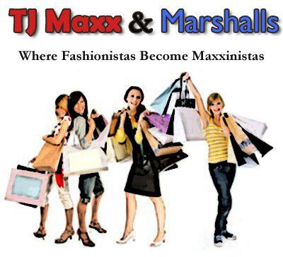 Smart People Shop at TJ Maxx and Marshalls