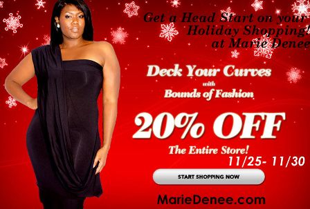 Marie Denee holiday