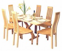 SET TABLE AND CHAIRS