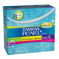 Tampax Pearl Multipax