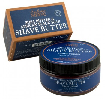 Shea Moisture Organic African Black Soap Shave Butter