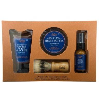 shea moisture shave kit