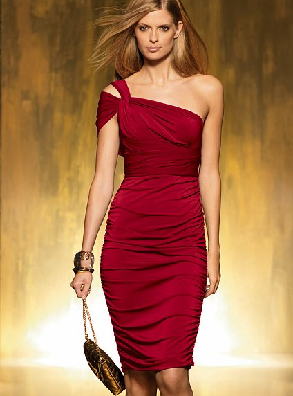 New Year&-39-s Eve Dresses in Red for Under $100! - The Fashionable ...