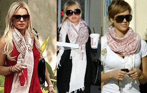 Sir Alistair Rai Scarves – A Celebrity Favorite
