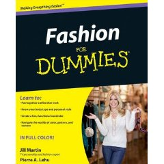 "Hanukkah Giveaway – ""Fashion For Dummies"""