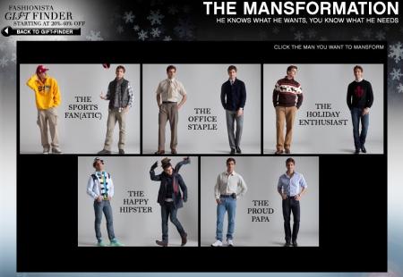 mansformation