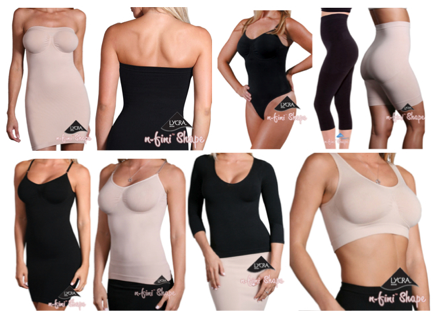 N-Fini Shapewear Now Available in Sizes Up To 4XL