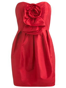 New Year's Eve Dresses in Red for Under $100!
