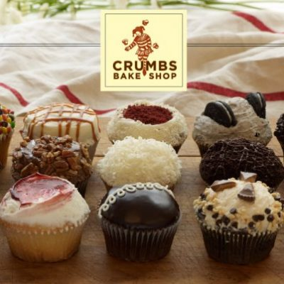 Review of Cupcakes from Crumbs Bake Shop