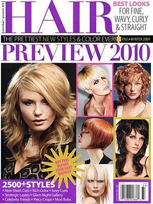 Spring / Summer 2010 Hairstyles, Hair Trends, & Hair Cuts