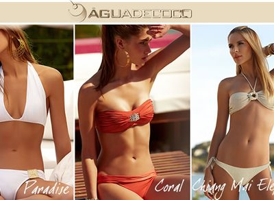 Agua de Coco Swimwear  Now Available at Plush Swimwear