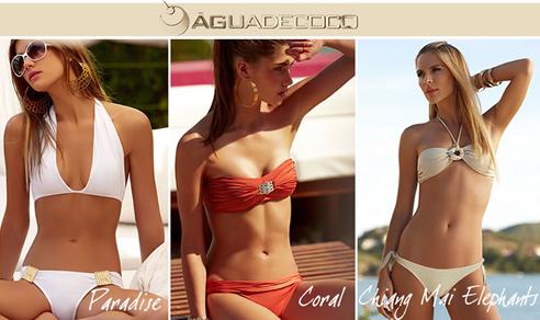 Agua de Coco Swimwear  Now Available at Plush Swimwear