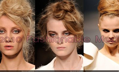 Spring / Summer 2010 Hairstyles & Best Hair Trends