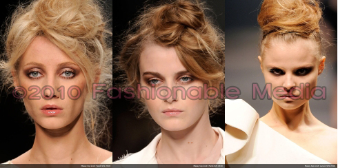 Spring / Summer 2010 Hairstyles & Best Hair Trends