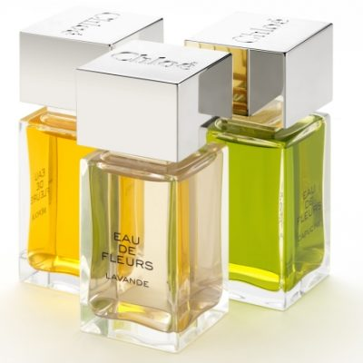 Chloe Introduces Three Floral Scents for Spring 2010