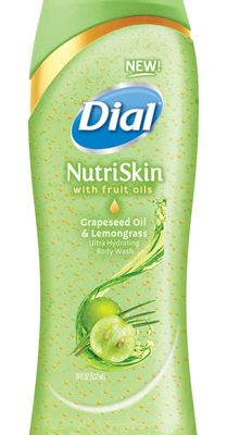 Shower in Style – Dial NutriSkin with Fruit Oil