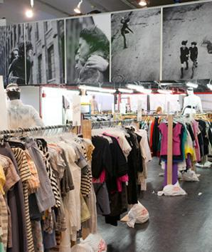 Top Five Sample Sale Sites for Fashion