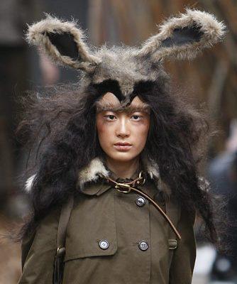 Weirdest Looks From International Fashion Week