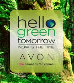 Avon Hello Green Tomorrow