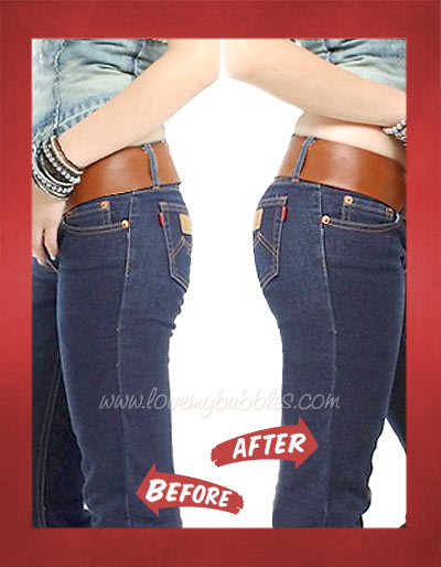 Enhance Your Back Side With Padded Underwear - The Fashionable ...