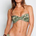 Combat Bandeau Bikini