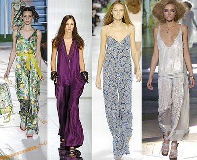Spring 2010 Trend Alert: Jumpsuits and Rompers