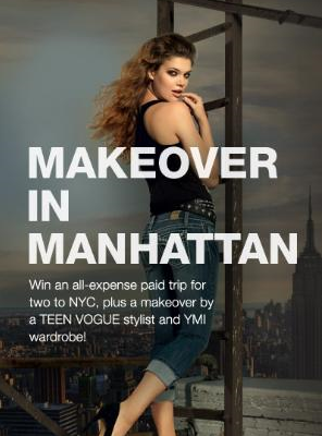 YMI Jeans' Makeover in Manhattan Sweepstakes – Ends April 30th