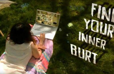 "Burt's Bees Wants You To Find Your Inner ""Burt"""
