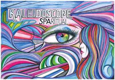 SpaRitual Kaleidoscope Collection Swatches, Colors and Review
