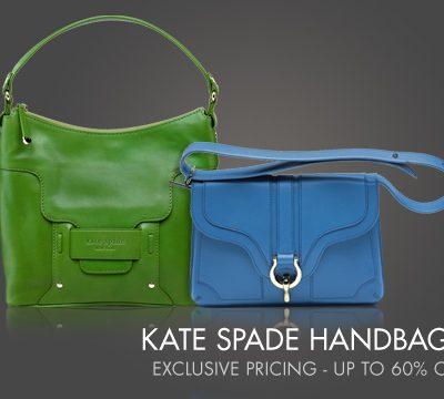 60% off Kate Spade Handbags at RowNine!