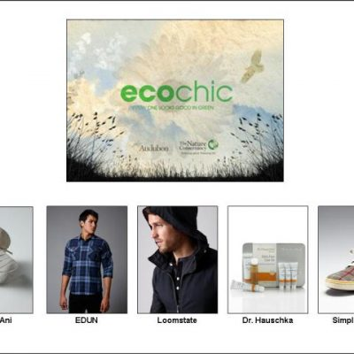 Get Eco-Chic For Earth Day with Gilt!