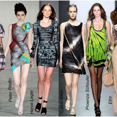 Spring 2010 Fashion Trends: Tie Dye