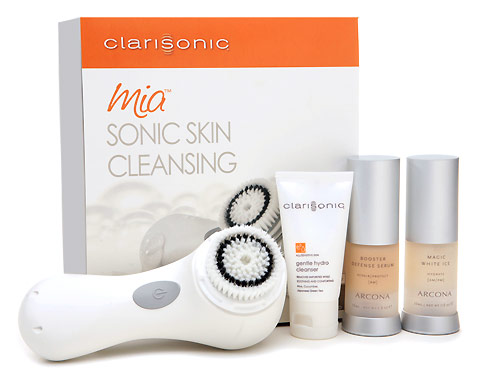 Clarisonic and Arcona Launch Limited Edition Set