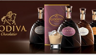 Mother's Day Gift Ideas: Godiva Liqueur