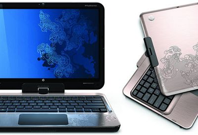 Enter To Win The HP TouchSmart tm2 Tablet PC from Sex And The City 2!