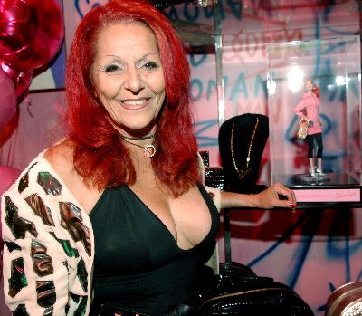 Chat with SATC Designer Patricia Field LIVE on Facebook!