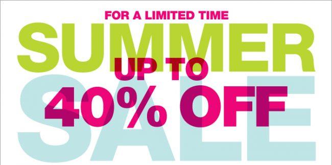Shop the Summer Sale at Gap.com!