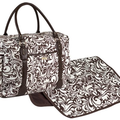 Kushies Has Fashionable & Stylish Diaper Bags