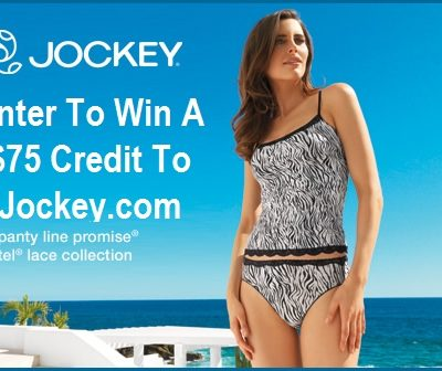 Jockey No Panty Line Promise $75 Giveaway *CLOSED*