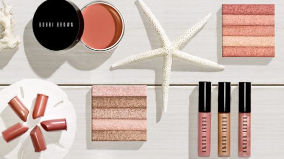 Bobbi Brown Cabana Corals Makeup Collection for Spring / Summer 2010