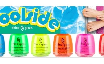 Spend Summer Poolside With China Glaze