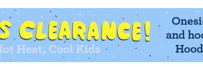 Threadless Kids Clearance Sale! Prices As Low As $9!