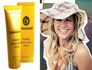 Elizabeth Grant Skin Care Vitamin C Hand & Nail Cream